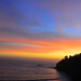 Muir Beach, Sunset by jlweisberger