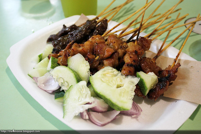 Old Airport Road - Chuan Kee Satay