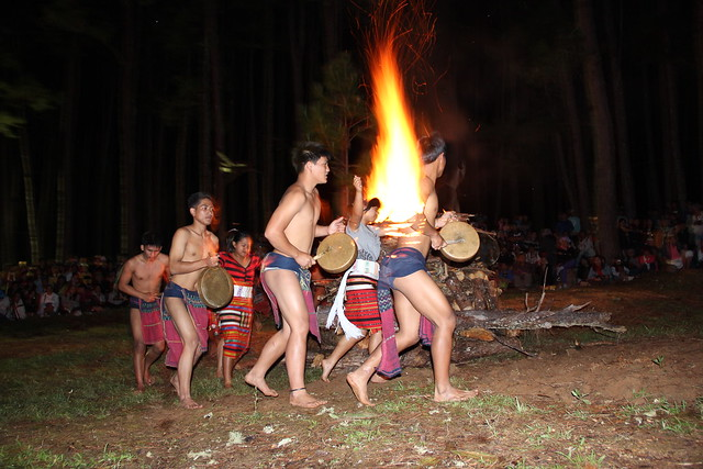 Celebrate The Party Of Fire at the Sagada Bonfire Festival in Sagada, Mt. Province on Dec 27 & 28, 2014