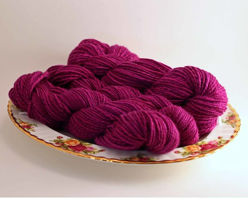 SCF Polwarth Silk