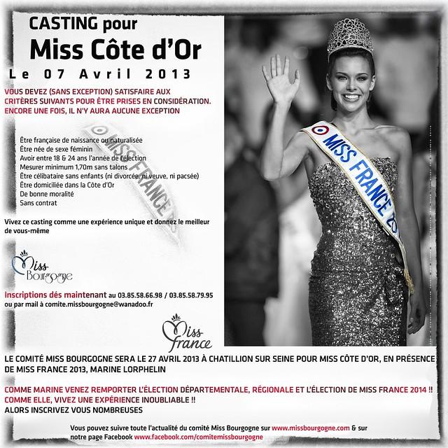 Miss Côte d'Or