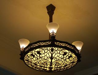 トーハクの照明