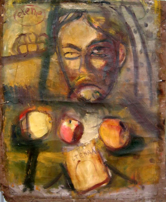 Nugzar Natenadze painting