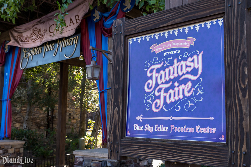 Blue Sky Cellar, Fantasy Faire