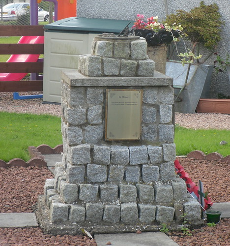 Glenrothes Memorial