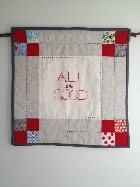 all the good quilt