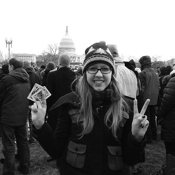 Face cards at #inauguration2013