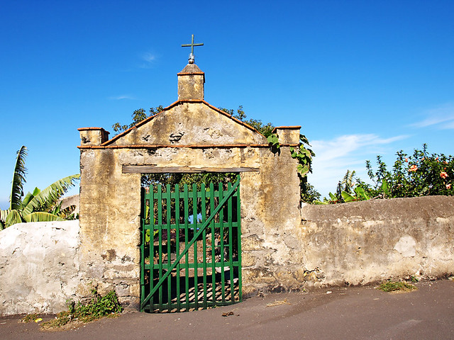 Traditional Finca Gateway, North Tenerife