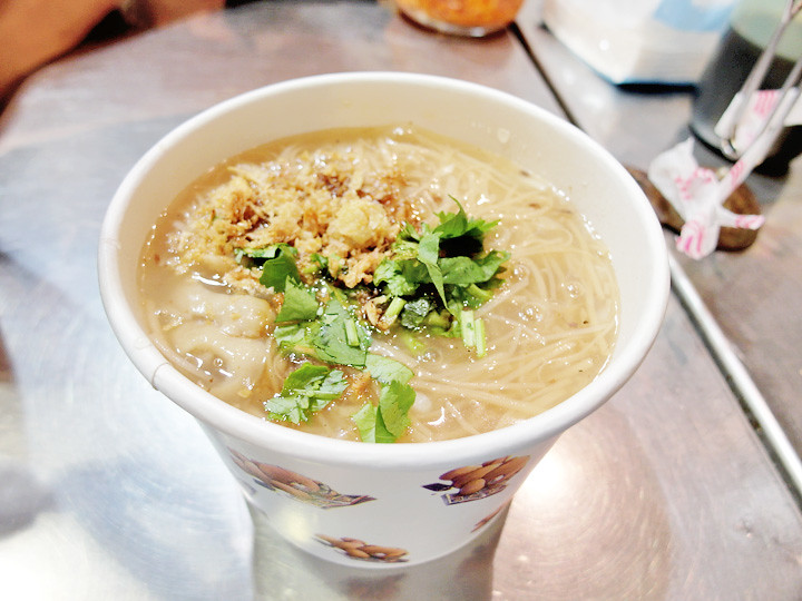 Shida Night Market mee sua bowl