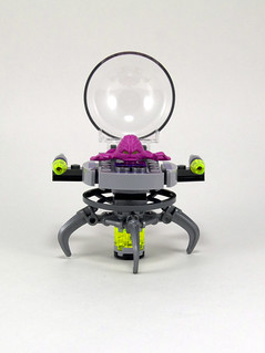 17 - 79100 Kraang Pod - Front View