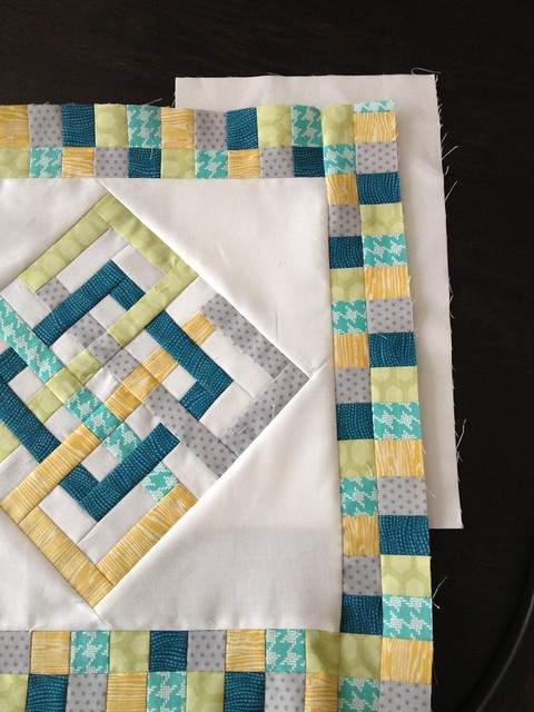 Sew Sew Modern Possible White Border