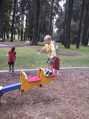 outdoor play equipment, play, recreation, outdoor recreation, seesaw, city, public space, playground,