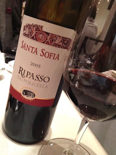 赤ワイン@ラ・ブリアンツァ