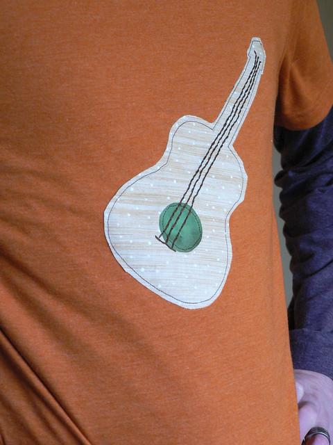 guitar shirt 1