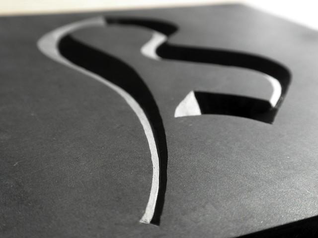"""letter carving """"ß eszett"""""""