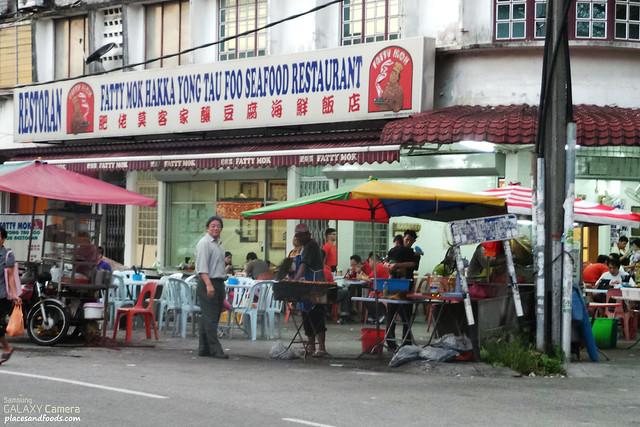 salak south satay location