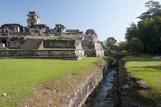 Palenque Aqueduct