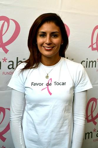 Kilometros x Huellas Carrera Cimab contra cancer de mama