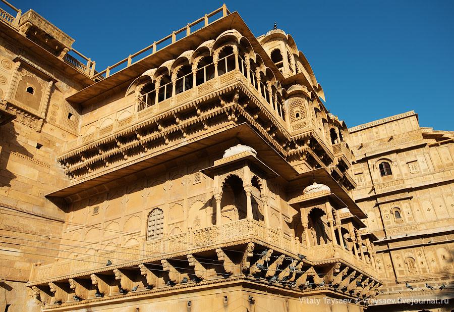 Jaisalmer streets