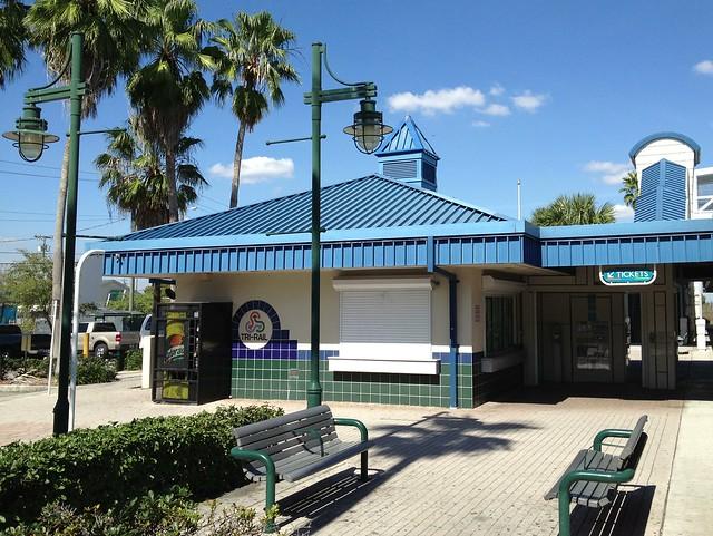 Metro Rail Tri Rail Station Explore Phillip Pessar 39 S