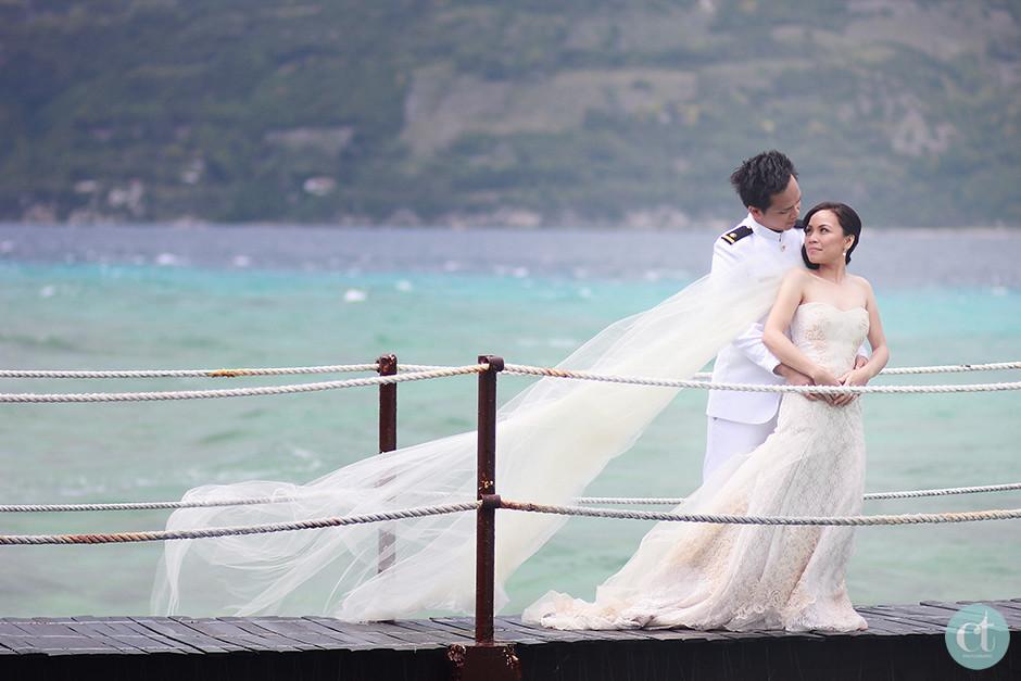 Cebu Post Wedding Pictorial, Cebu Post-nuptial Photography
