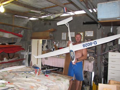 Planador ASW 28 Da montagem aos acertos e vôo 8451578324_c760b4c327