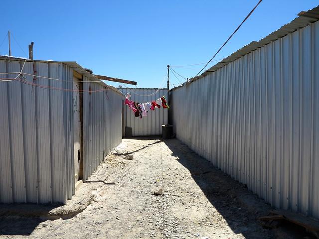 Five African cities meet in Mtshini Wam informal settlement