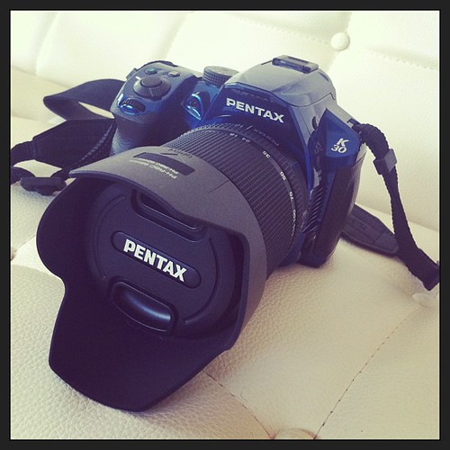 PENTAX K-30 18-135mm♫ #instagram