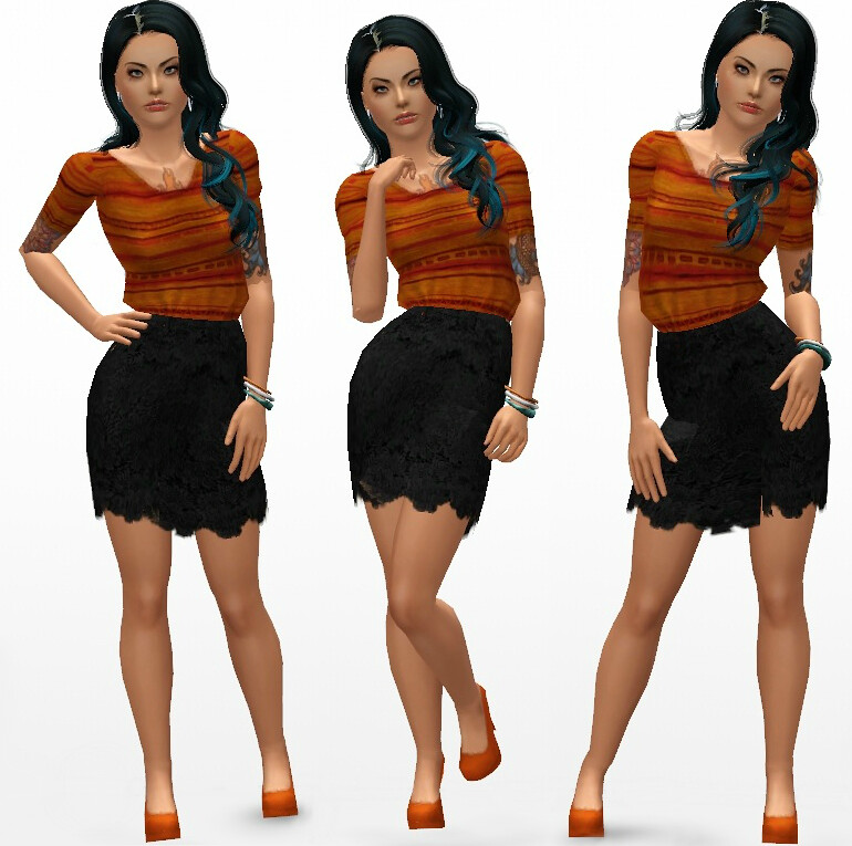 Pin by Zeo MSP on Simpliciaty   Sims 4 clothing, Sims 4