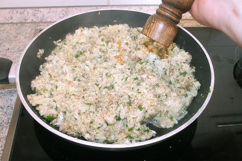 36 - Mit Pfeffer & Salz abschmecken / Taste with salt & pepper