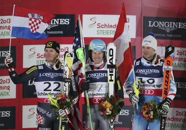 Ted Ligety center