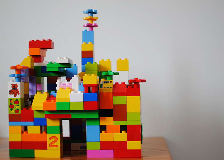 King of the Legos