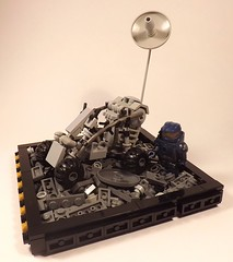 SpaceX Industries Moon Rover