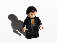 LEGO Harry Potter The Burrow (4840) - Fenrir Greyback