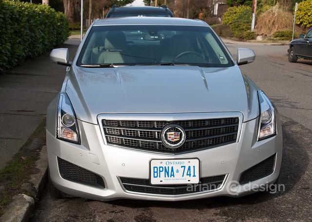 Cadillac ATS-3