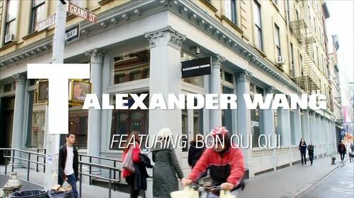 Alexander Wang x Bon Qui Qui
