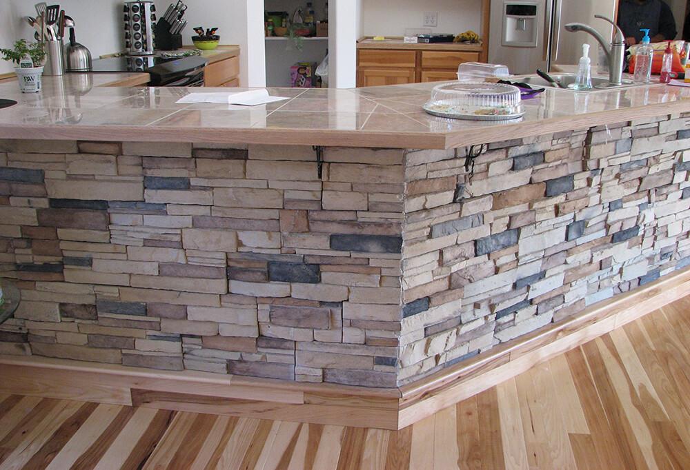 Top Block Llc Stack N Tack Stone Siding
