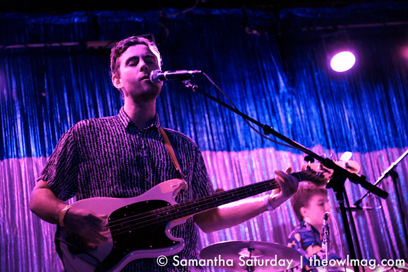 The Ruby Suns @ The Satellite, LA 2/12/13