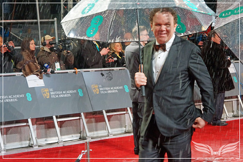 The Establishing Shot: EE BAFTAs RED CARPET JOHN C. REILLY ARRIVES by Craig Grobler