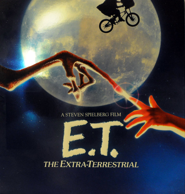 family movie night, ET