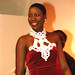 Miss Zimbabwe UK Beauty Pageant Contest London African Evening Wear Cultural Fashion Model Oct 1 1999 112
