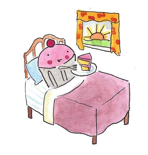 Wake n cake