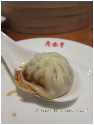 Tasting Taipei - Din Tai Fung Xiao Long Bao