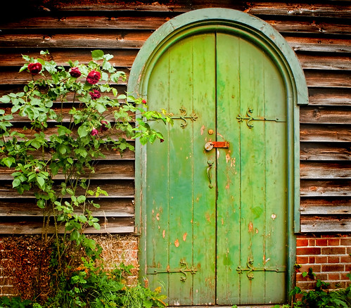 Greendoor by jimj0will
