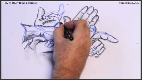 learn how to draw hand positions 017