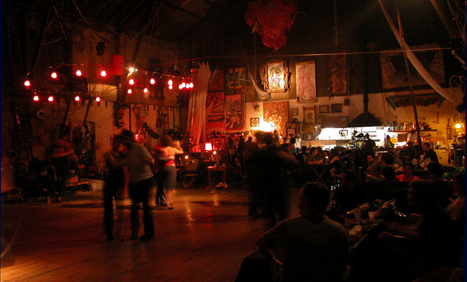 Tango: a arte de conduzir e ser conduzido - Catedral, Buenos Aires