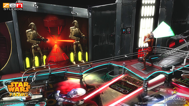 Star Wars Pinball: The Clone Wars