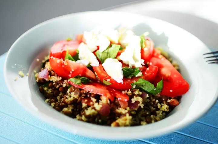 tomato quinoa