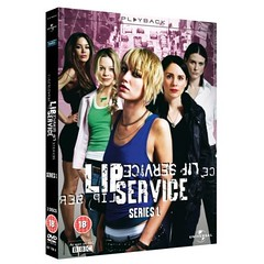 The Lip Service box set, featuring punky lesbians.