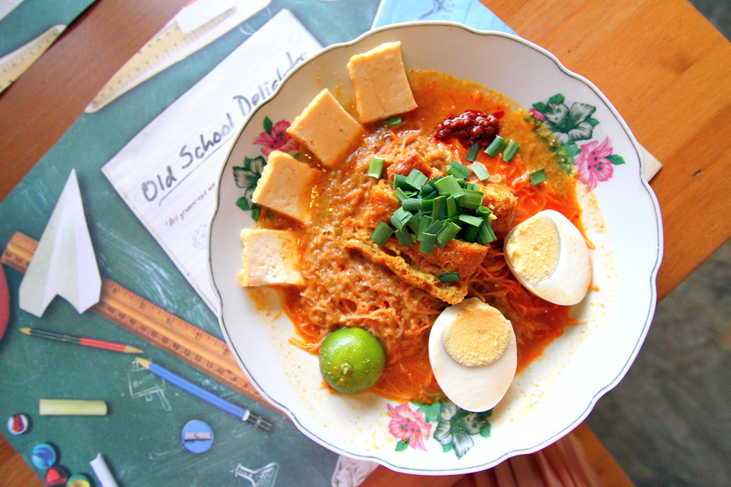 Ultimate Upper Thomson Food Guide: old school delight mee siam